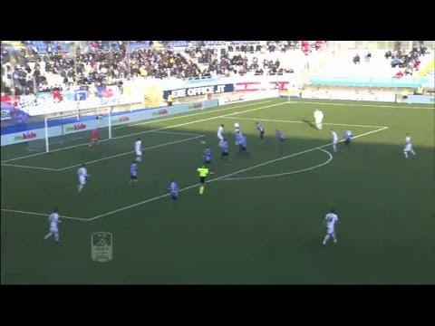 Novara-Crotone 0-1, il VIDEO
