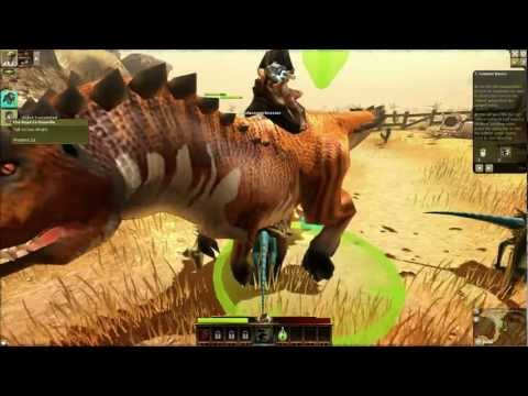 Dino Storm Gameplay with commentary