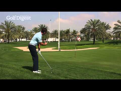 Golf Lessons: How to chip from thicker rough