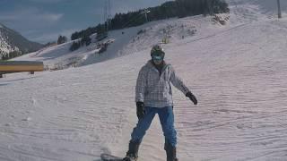 Avet, Soldeu, Pyrenees, Andorra - Feb 17 Joe smokin' on the black Avet Recorded on GoPro Hero4 Music: Hall of Mirrors, Bird...