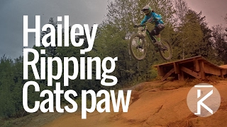 Following my girlfriend Hailey Sarausky down Cat's Paw at Highland Mountain Bike Park. Hailey has been a huge help to this channel with a lot of behind the scenes work. SUBSCRIBE ▶︎ http://PhilKmetz.com/subscribeHailey's Channel ▶︎ https://www.youtube.com/user/muddygirl111Most Recent ▶︎ https://goo.gl/10Kw6dRemedy last Ride ▶︎ https://youtu.be/znEw3PIZAEE?list=PLKhb73W7eMREOqKUAP4u-qXKzvgUy0zGWEvil Calling ▶︎ https://www.youtube.com/watch?v=5irX8yVn0uw&list=PLKhb73W7eMREOqKUAP4u-qXKzvgUy0zGW&index=2Raleigh Tokul ▶︎ https://youtu.be/aR2oLA9mSXw?list=PLKhb73W7eMREOqKUAP4u-qXKzvgUy0zGWHuffy Carnage ▶︎ https://youtu.be/wkMnk_eCDQU?list=PLKhb73W7eMREOqKUAP4u-qXKzvgUy0zGWBunny Hop Tutorial  ▶︎ https://youtu.be/hdUGWeRQ2IU?list=PLKhb73W7eMRF1KO3T5Iz2pks-8SrLybw7SocialInstagram ▶︎  http://Philkmetz.com/instagramFacebook  ▶︎ http://Philkmetz.com/facebookTwitter ▶︎ http://Philkmetz.com/twitter Snapchat ▶︎ https://www.snapchat.com/add/philkmetzStrava ▶︎ https://www.strava.com/athletes/942089Support Skills with PhilT-shirts ▶︎ https://teespring.com/stores/skillswithphilRiding GearHelmet ▶︎  http://amzn.to/2dNfYtlKnee Pads ▶︎ http://amzn.to/2dvc3UlShoes ▶︎  http://amzn.to/2dx9xMLSocks ▶︎ http://amzn.to/2dURuPBBike checksEvil Calling ▶︎https://youtu.be/5irX8yVn0uw?list=PLKhb73W7eMREOqKUAP4u-qXKzvgUy0zGWTrek Remedy ▶︎ https://youtu.be/7g0q-Ae8WWs?list=PLKhb73W7eMREOqKUAP4u-qXKzvgUy0zGWRaleigh Tokul ▶︎ https://youtu.be/3SvBviCq3fQ?list=PLKhb73W7eMREOqKUAP4u-qXKzvgUy0zGWDirt Jumper ▶︎ https://youtu.be/jxM8jlieg2A?list=PLKhb73W7eMREOqKUAP4u-qXKzvgUy0zGWCamera GearPrimary GoPro ▶︎ http://amzn.to/2jGPKfDBackup GoPro ▶︎ http://amzn.to/2dhcZZJGoPro AccessoriesGoPro Stabilizer  ▶︎  http://amzn.to/2iBxZAPHandlebar Mount ▶︎ http://amzn.to/2jGU6TRChest Mount ▶︎ http://amzn.to/2jQK1pXBackpack ▶︎ http://amzn.to/2jOpySaEditing Software  FCPX ▶︎ https://itunes.apple.com/us/app/final-cut-pro/id424389933?mt=12Compressor ▶︎ https://itunes.apple.com/us/app/compressor/id424390742?mt=12&v0=www-naus-co