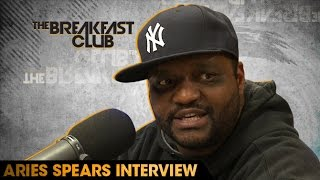 Video Aries Spears Interview With The Breakfast Club (8-19-16) MP3, 3GP, MP4, WEBM, AVI, FLV Oktober 2018