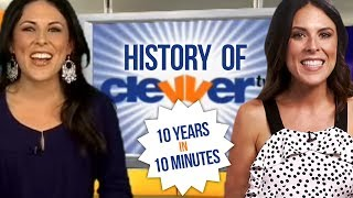 Video 10 Years of Clevver in 10 Minutes! MP3, 3GP, MP4, WEBM, AVI, FLV Mei 2018
