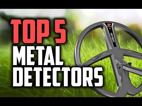 Best Metal Detectors in 2018 - Which Is The Best Metal Detector?