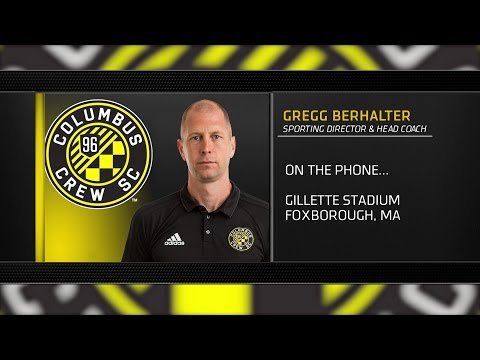 Video: ON THE PHONE | Gregg Berhalter on #NEvCLB