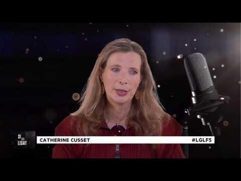 Vidéo de Catherine Cusset