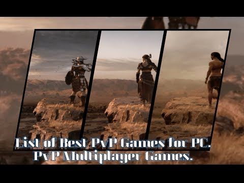 List of Best PvP Games for PC || PvP Multiplayer Games ||
