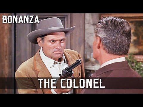 Bonanza - The Colonel | Episode 115 | CLASSIC WESTERN | TV Series | Full Episode | English