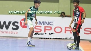 Video BAYU SAPTAJI 12 #Futsal - Skills,Goal,Drible,Assist PFL2016 - Vamos Mataram Fc MP3, 3GP, MP4, WEBM, AVI, FLV Juli 2017