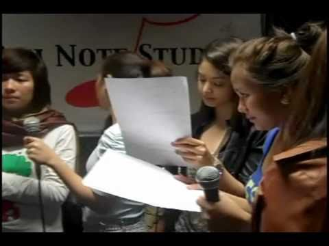Star Power Final 5: Rehearsals (behind the scenes)