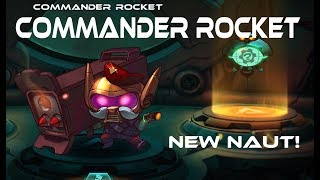 First impressions of the new character as well as a 3v3 (3v2 for most of it) match with Rocket. He's quite fun and I really like how...