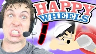 Happy Wheels - KILLER ROPE