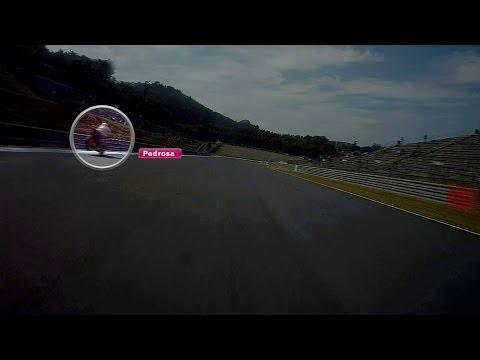 Vídeos de '¿Has visto la picota imposible de Dani Pedrosa en Motegi?'