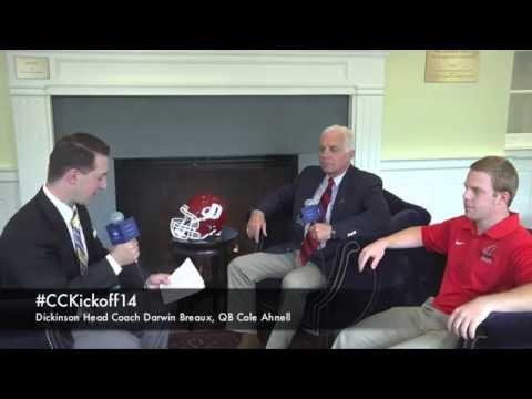 #CCKickoff14 - Dickinson
