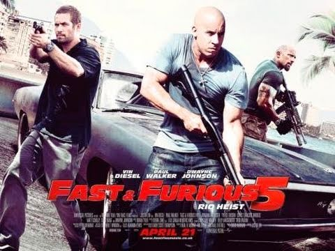 Fast & Furious 5 - Latest Trailer