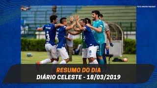CRUZEIRO ÚNICO INVICTO ENTRE OS CLUBES DA SÉRIE A - DIA CELESTE