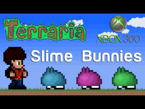 Terraria Xbox - Slime Bunnies [88]