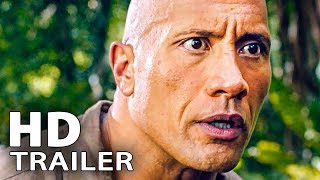 Official JUMANJI 2: Welcome to the Jungle Trailer 2017  Dwayne Johnson Movie #TrailerSubscribe for more ➤ http://goo.gl/MMHIiYIn a brand new Jumanji adventure, four high school kids discover an old video game console and are drawn into the game's jungle setting, literally becoming the adult avatars they chose. What they discover is that you don't just play Jumanji - you must survive it. To beat the game and return to the real world, they'll have to go on the most dangerous adventure of their lives, discover what Alan Parrish left 20 years ago, and change the way they think about themselves - or they'll be stuck in the game forever.#Jumanji2 - In theaters December 20, 2017Note  Jumanji 2 trailer courtesy of Sony Pictures.  All Rights Reserved.