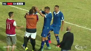 Video Paganese-Reggina 1-1: gli highlights della gara (Sportube.tv) MP3, 3GP, MP4, WEBM, AVI, FLV Oktober 2017
