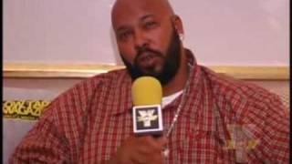Tha Row Hitterz- Suge Knight, Crooked I & Eastwood Interview Part 2
