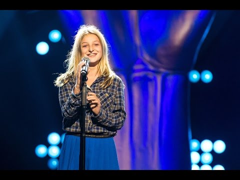 Ella – '9 Crimes' | Blind Audition | The Voice Kids | VTM