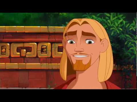 The Road To El Dorado[2000] - Without Question (With Lyrics)