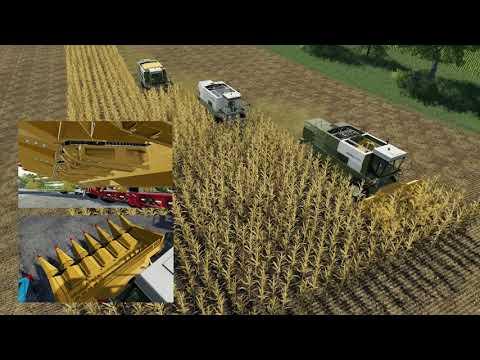 Fortschritt E516 Harvester Pack v1.0.0.0
