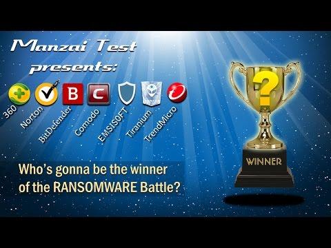 [Battle Test] Final Battle Antivirus vs Ransomware