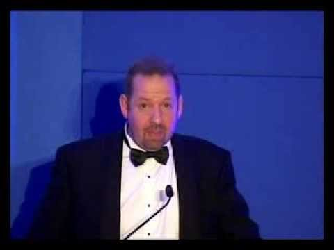 Alfie Moore  - Humorous After Dinner Speaker & Presenter