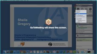 How to Create a Webinar Using GoToMeeting Part 2