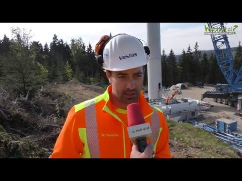 Windkraftanlage-Teil 2-2016