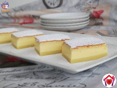torta magica - la ricetta di mamma lù