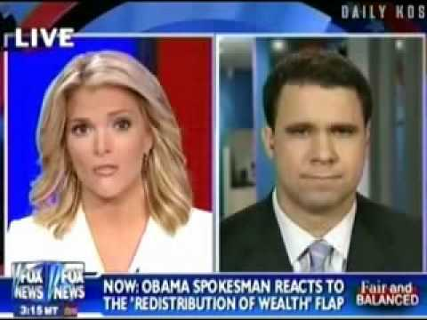 FOX News & Obama Aide Engage In Heated Exchange