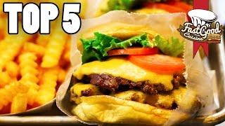 Video TOP 5 DES MEILLEURS BURGER ! MP3, 3GP, MP4, WEBM, AVI, FLV Agustus 2017