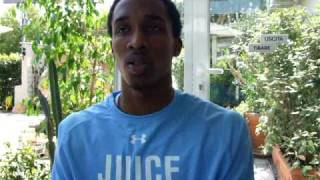 Brandon Jennings Interview with DraftExpress.com, Part Two