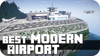 Minecraft - Best Modern Airport! More of those modern Buildings (houses, restaurant's, shops, offices) you'll find on my Channel, take a look!►FACEBOOK: https://www.facebook.com/DaxMatic►GOOGLE+: https://plus.google.com/+DaxMatic/posts►DOWNLOAD: http://adf.ly/1IXFZ1..............................................................................................« CINEMATICS (PLAYLISTS) »► EPIC! - Series: http://bit.ly/1OuH1UC► TexturePacks: http://bit.ly/1DpXNhu► RollerCoasters: http://bit.ly/1DYCFUe► Server-Map: http://bit.ly/1Eh9f5J► Mansions: http://bit.ly/1xrKO1q► Modern Buildings: http://bit.ly/1AewzwC► Ships/Yachts: http://bit.ly/1wYEo8Q..............................................................................................« CREDITS »► Intro: https://www.youtube.com/user/WinstonePicture► Outro: https://www.youtube.com/user/OffTM4► Music: Friendzone ft. The Eden Project - Iris (NCS Release)► My Server: mc.paradisefalls.eu..............................................................................................« MINECRAFT »► Official Site: https://minecraft.net/► ResourcePack: Flow's HD fixed by DaxesMC► ShaderMod: Seus 10.1 Ultra► Version: 1.7.10..............................................................................................