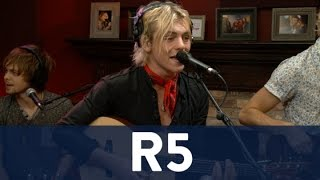 R5 - All Night [LIVE] | The Kidd Kraddick Morning Show Part 2/4