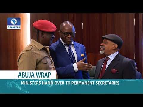 President Buhari, VP Osinbajo Declare Assets