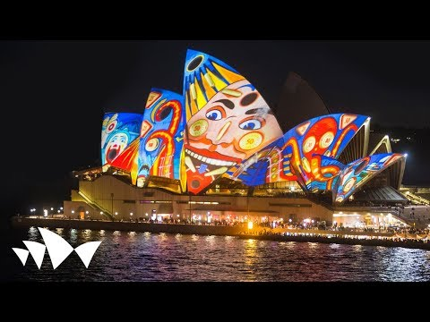 Vivid LIVE: Lighting The Sails - The Spinifex Group