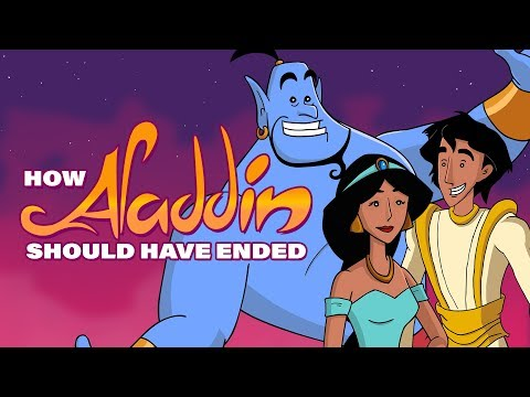 How Aladdin Should Have Ended 1992