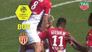 Ligue 1 France: Premier but de Islam Slimani avec l'AS Monaco