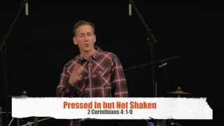 Pressed In but Not Shaken, Valley Metro Church - Reseda CA