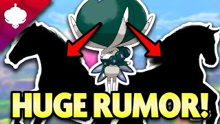 CALYREX and its HUGE SECRET! New Rumor for Pokemon Crown Tundra by aDrive