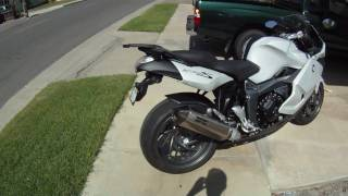 10. My 2009 BMW K1300S update