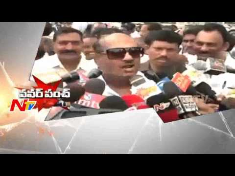 J.C.Prabhakar Reddy Punch to Government | Power Punch