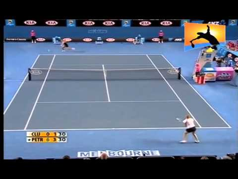Abierto de Australia 2010, Nadia Petrova v. Kim Clijsters
