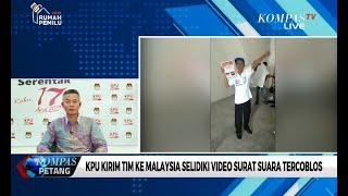 Video KPUKirim Tim ke Malaysia Selidiki Video Surat Tercoblos MP3, 3GP, MP4, WEBM, AVI, FLV Juni 2019