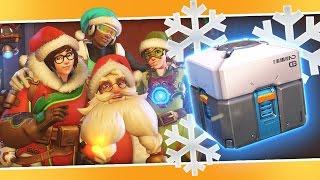 Overwatch Winter Wonderland Event!