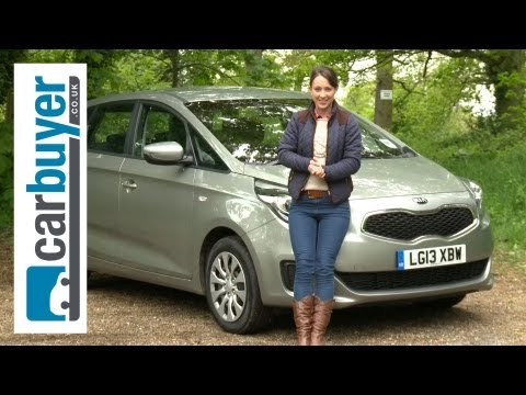 Kia Carens MPV 2013 review – CarBuyer