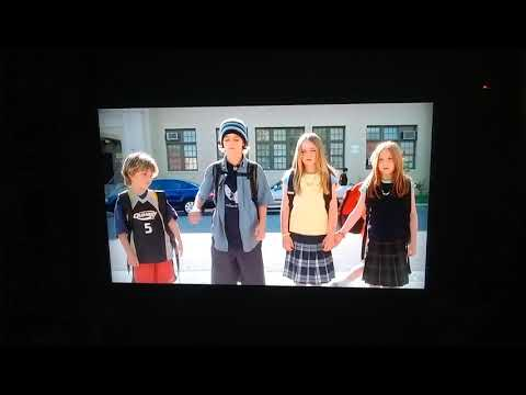 Cheaper By The Dozen (2003): First Day of School